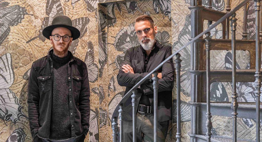 DiKA – eyewear Stefan Dieker und Jonah Wiggers