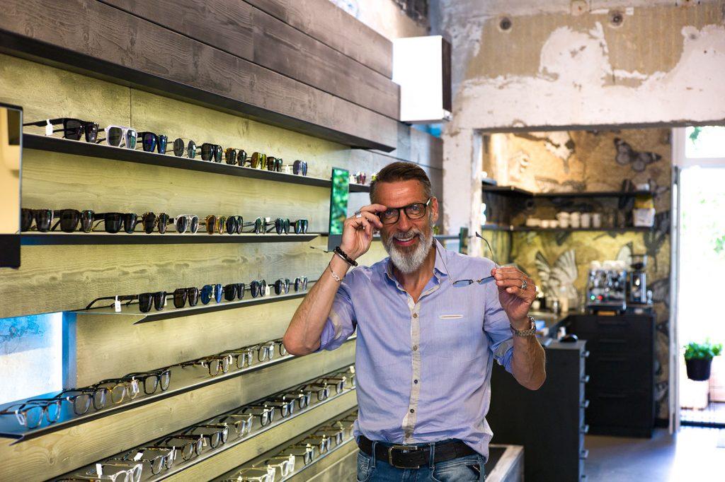 DiKA – eyewear Stefan Dieker